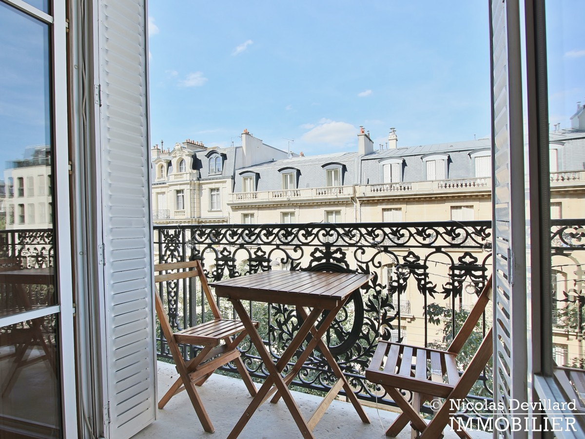 Champ de Mars – Balcon et vue – 75007 Paris (6)