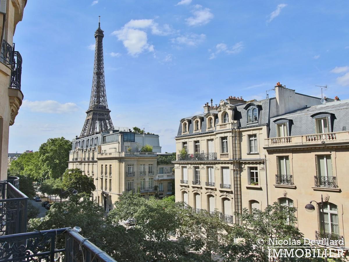 Champ de Mars – Balcon et vue – 75007 Paris (8)
