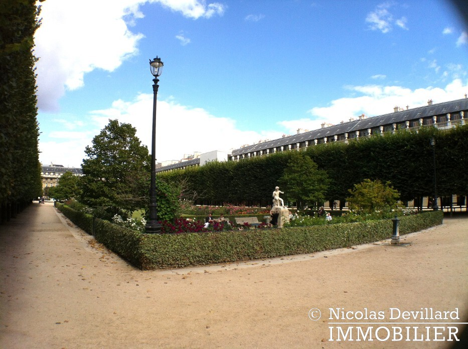 Palais Royal – Dans le jardin – 75001 Paris (23)