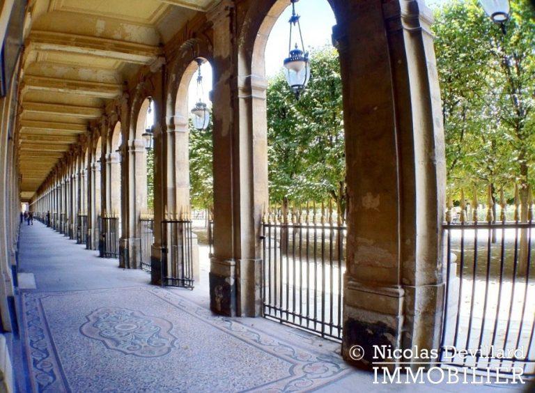 Palais-Royal – Dans le jardin – 75001 Paris (3)