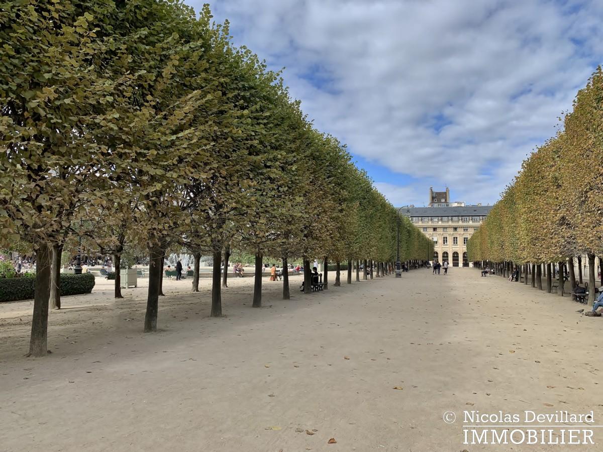 Palais Royal – Dans le jardin – 75001 Paris (61)