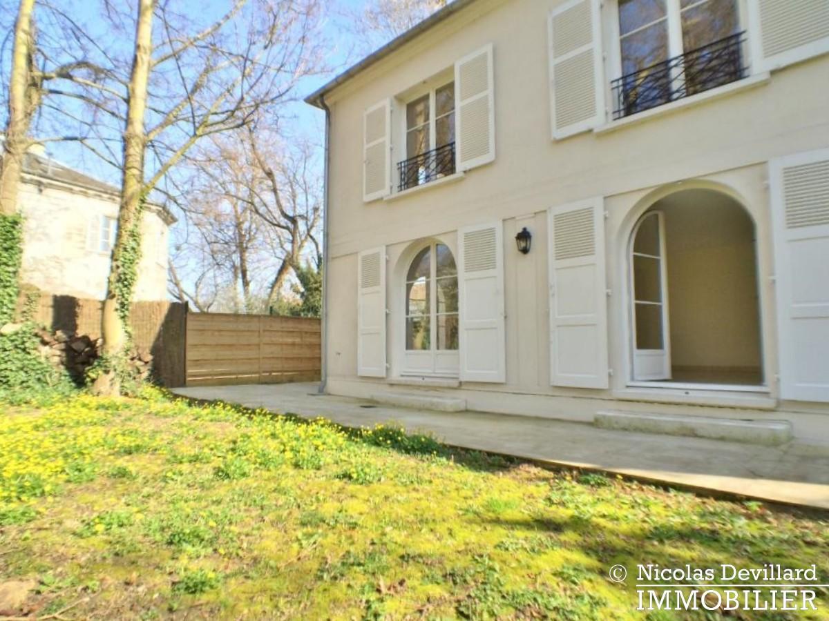 Château de VersaillesParly II – Maison avec jardin 78150 Le Chesnay (8)