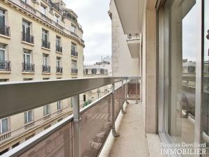 PassyTrocadéro – Rénové, balcon et parking – 75116 Paris (15)