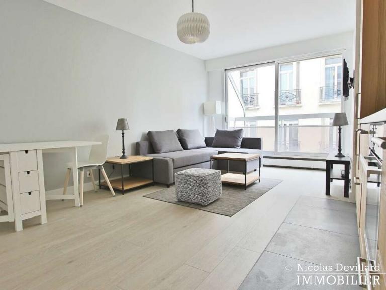 PassyTrocadéro – Rénové, balcon et parking – 75116 Paris (4)