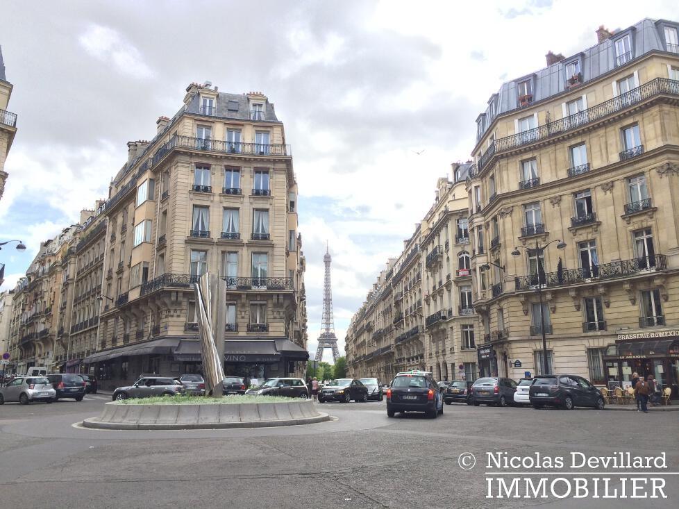 Victor HugoPompe – Dernier étage rénové en plein soleil – 75116 Paris (24)
