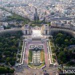 Victor HugoPompe – Dernier étage rénové en plein soleil – 75116 Paris (25)