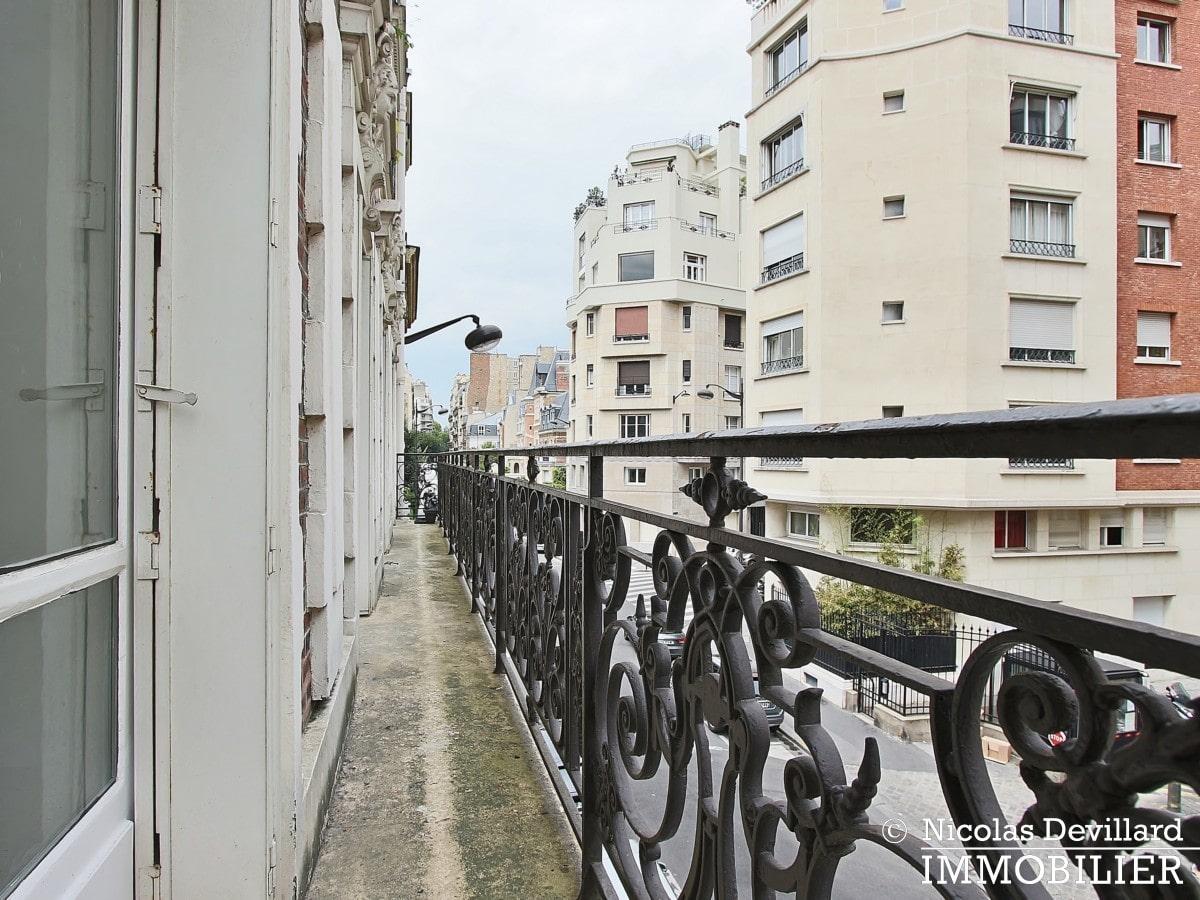 Ranelagh – Classique, spacieux et vue dégagée – 75016 Paris (16)