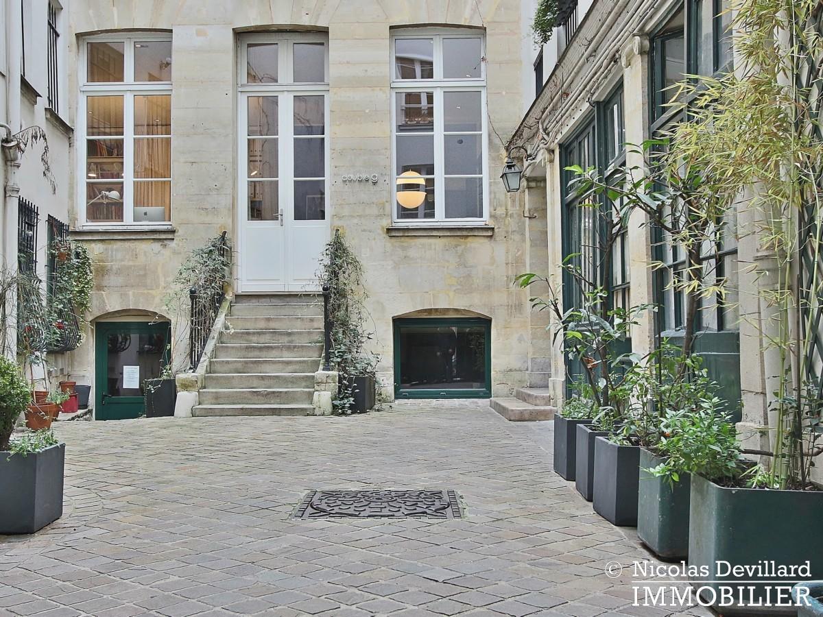 Saint HonoréPont Neuf – Charmant et calme en plein centre – 75001 Paris (19)