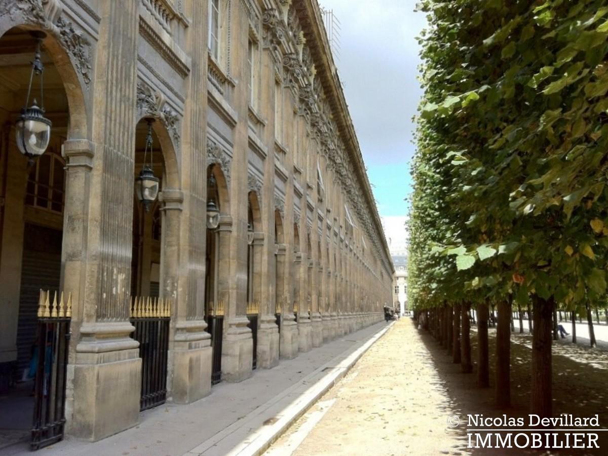 Saint HonoréPont Neuf – Charmant et calme en plein centre – 75001 Paris (20)