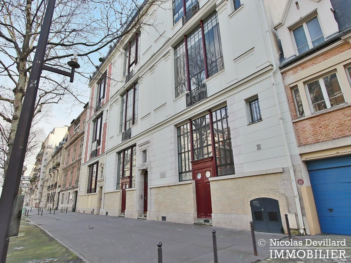 PéreireBerthier – Spectaculaire atelier d'artiste familial – 75017 Paris (28)