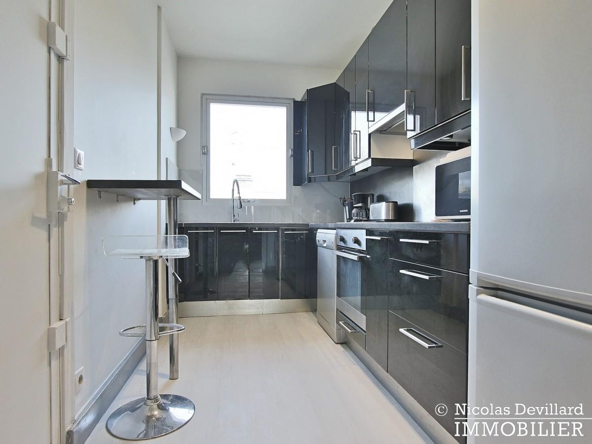 BoisSaint James – Dernier étage terrasse sur jardins – 92200 Neuilly sur Seine (35)