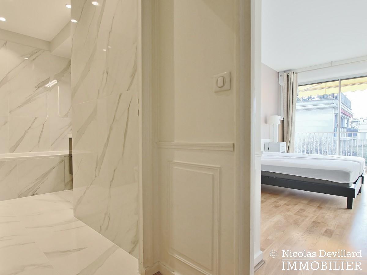 BoisSaint James – Dernier étage terrasse sur jardins – 92200 Neuilly sur Seine (37)