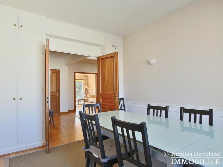 BoisSaint-James – Dernier étage terrasse sur jardins – 92200 Neuilly-sur-Seine (44)
