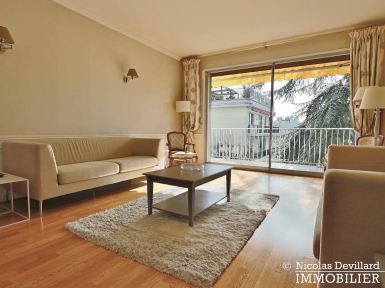 BoisSaint-James – Dernier étage terrasse sur jardins – 92200 Neuilly-sur-Seine (51)