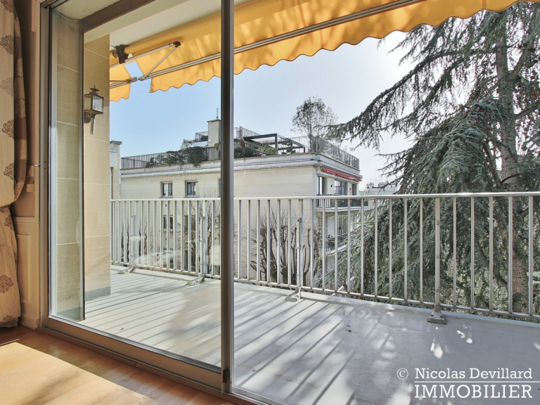 BoisSaint-James – Dernier étage terrasse sur jardins – 92200 Neuilly-sur-Seine (56)