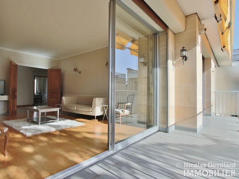 BoisSaint-James – Dernier étage terrasse sur jardins – 92200 Neuilly-sur-Seine (57)