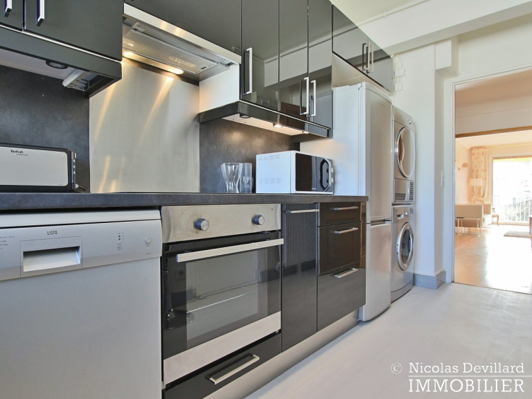 BoisSaint-James – Dernier étage terrasse sur jardins – 92200 Neuilly-sur-Seine (59)