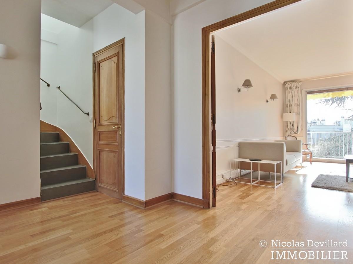 BoisSaint James – Dernier étage terrasse sur jardins – 92200 Neuilly sur Seine (60)