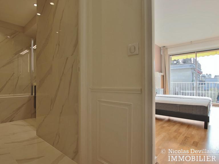 BoisSaint-James – Dernier étage terrasse sur jardins – 92200 Neuilly-sur-Seine (61)