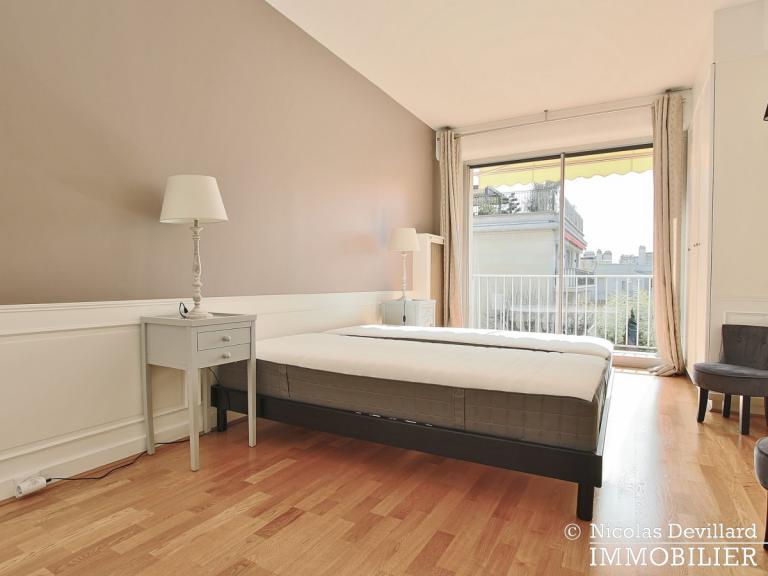 BoisSaint-James – Dernier étage terrasse sur jardins – 92200 Neuilly-sur-Seine (65)