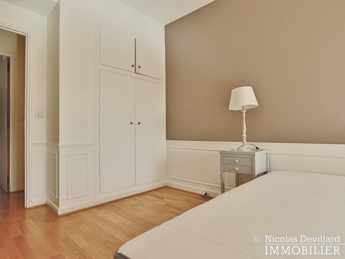 BoisSaint James – Dernier étage terrasse sur jardins – 92200 Neuilly sur Seine (67)