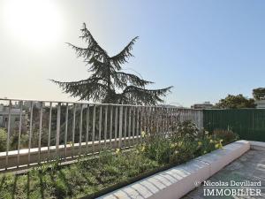 BoisSaint James – Dernier étage terrasse sur jardins – 92200 Neuilly sur Seine (75)