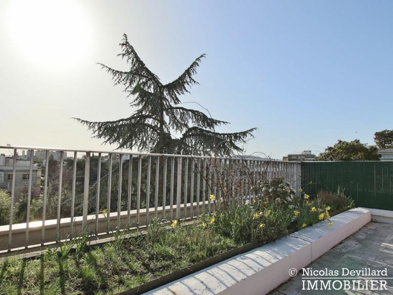 BoisSaint-James – Dernier étage terrasse sur jardins – 92200 Neuilly-sur-Seine (75)
