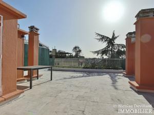 BoisSaint James – Dernier étage terrasse sur jardins – 92200 Neuilly sur Seine (77)