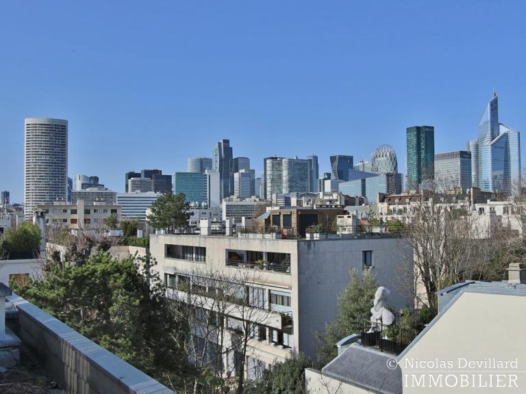 BoisSaint-James – Dernier étage terrasse sur jardins – 92200 Neuilly-sur-Seine (81)