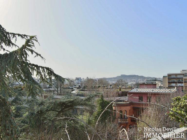 BoisSaint-James – Dernier étage terrasse sur jardins – 92200 Neuilly-sur-Seine (82)