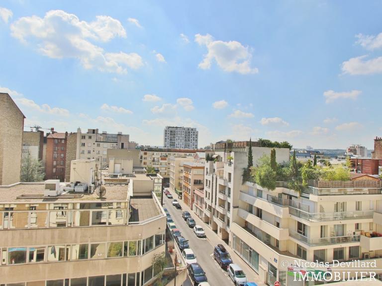 Jean-Jaurès – Plein soleil, vue dégagée et parking – 92100 Boulogne (32)