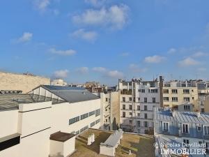 Marché Lévis – Dernier étage, terrasse et vue dégagée – 75017 Paris (59)
