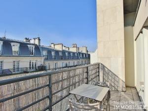 Marché Lévis – Dernier étage, terrasse et vue dégagée – 75017 Paris (72)