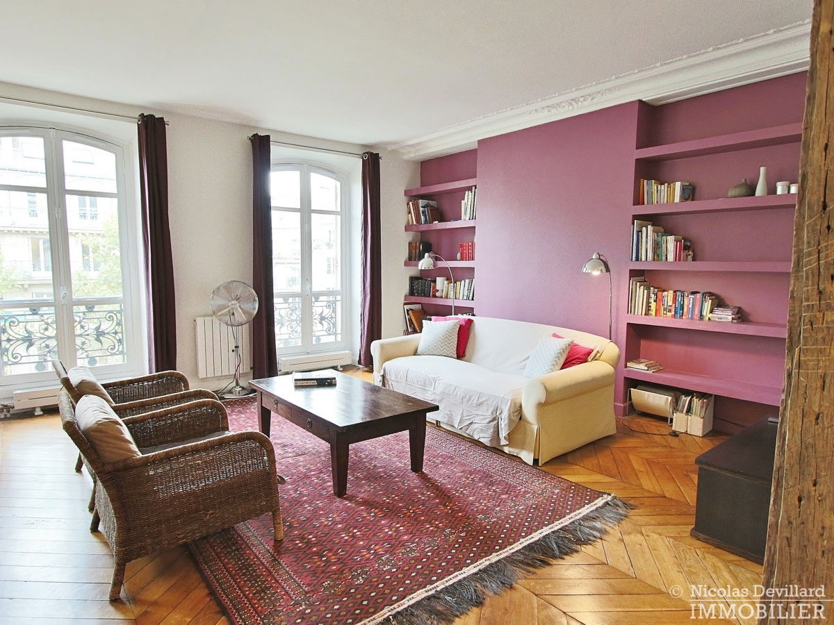 RéaumurArts-et-Métiers-–-Classique-parisien-en-plein-centre-–-75002-Paris-27