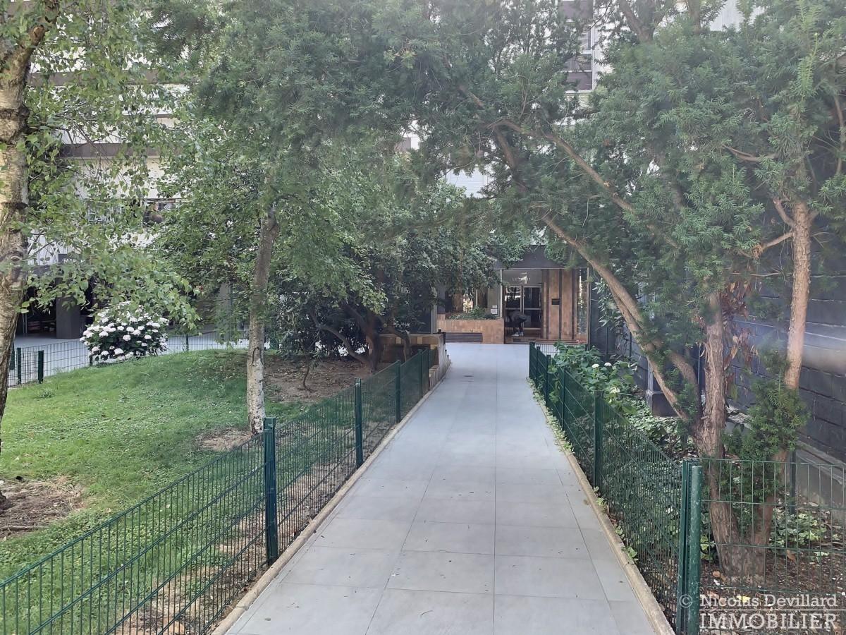 FalguièreMontparnasse – Grand calme sur jardin à 2 pas de la gare – 75015 Paris 18