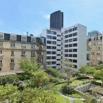 FalguièreMontparnasse – Grand calme sur jardin à 2 pas de la gare – 75015 Paris 22