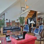 FlandrinLongchamp – Dernier étage superbe terrasse et vue – 75116 Paris 10