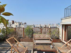 FlandrinLongchamp – Dernier étage superbe terrasse et vue – 75116 Paris 30