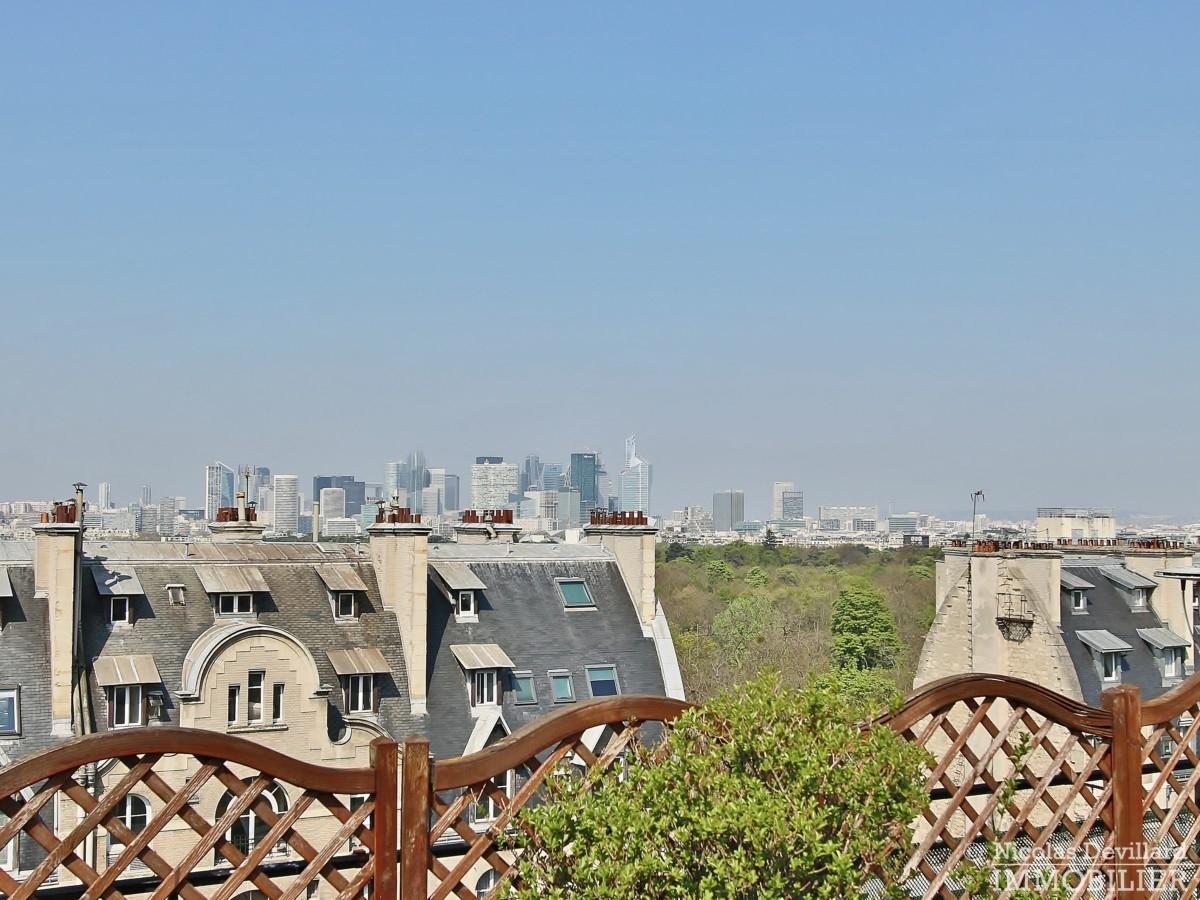FlandrinLongchamp – Dernier étage superbe terrasse et vue – 75116 Paris 31