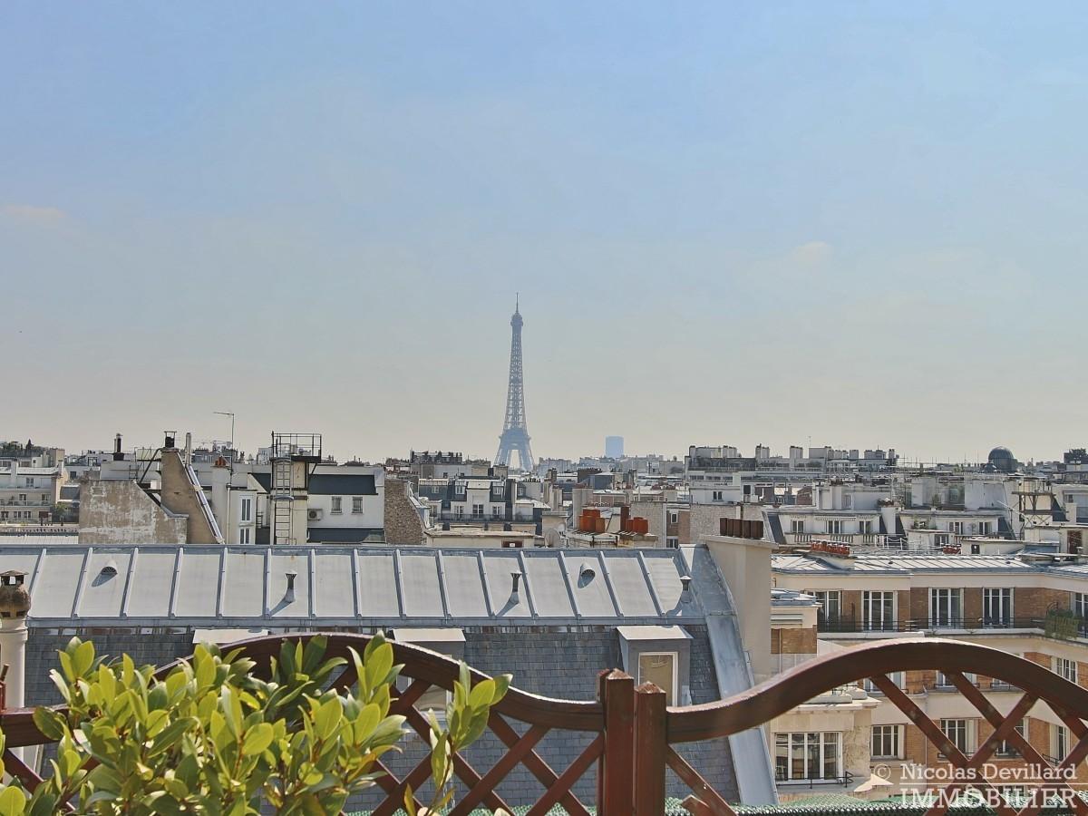 FlandrinLongchamp – Dernier étage superbe terrasse et vue – 75116 Paris 33