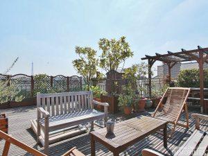 FlandrinLongchamp – Dernier étage superbe terrasse et vue – 75116 Paris 35