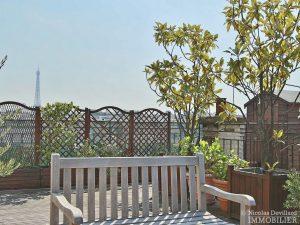 FlandrinLongchamp – Dernier étage superbe terrasse et vue – 75116 Paris 36