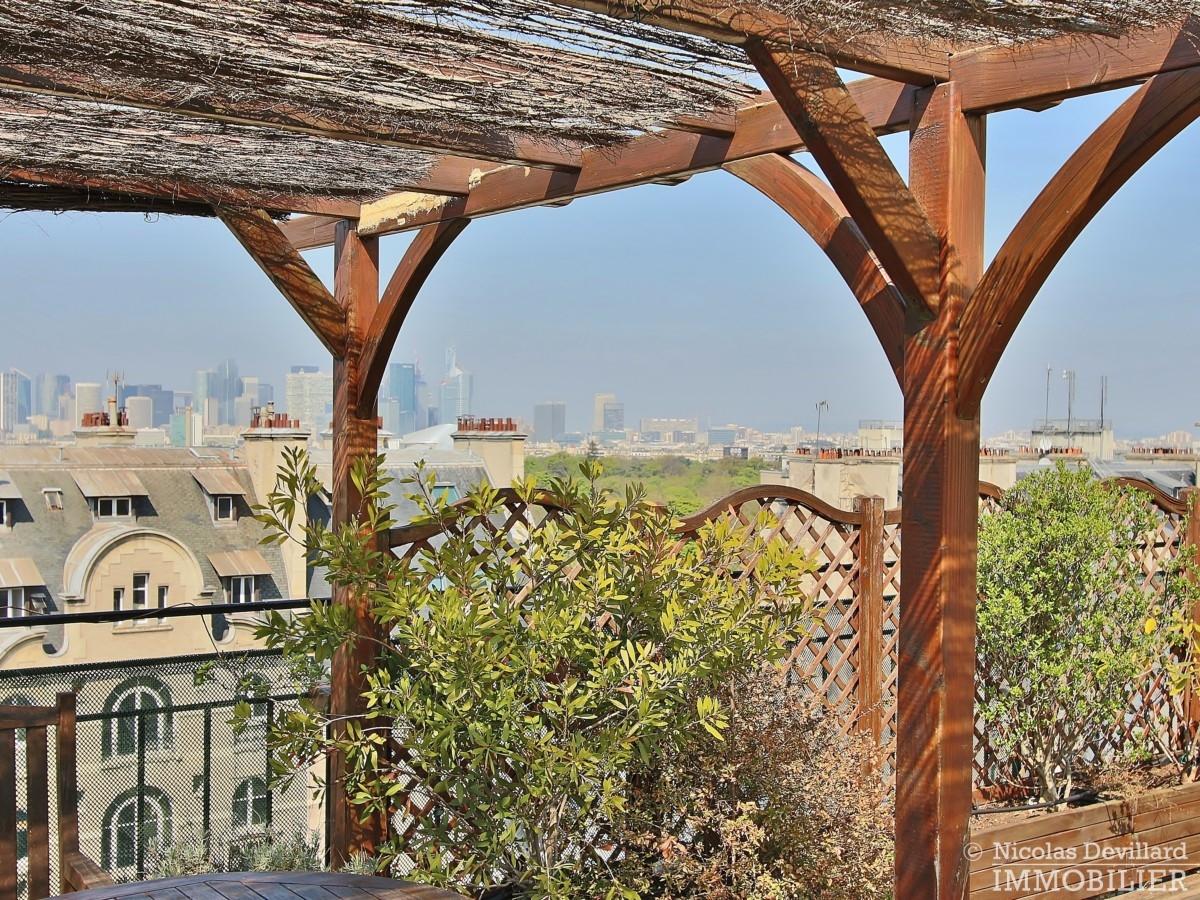 FlandrinLongchamp – Dernier étage superbe terrasse et vue – 75116 Paris 39