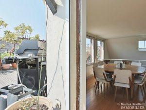 FlandrinLongchamp – Dernier étage superbe terrasse et vue – 75116 Paris 40