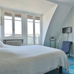 FlandrinLongchamp – Dernier étage superbe terrasse et vue – 75116 Paris 8