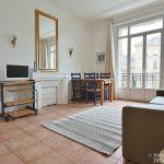 HaussmannOpéra – Volume vue et balcon – 75009 Paris 1