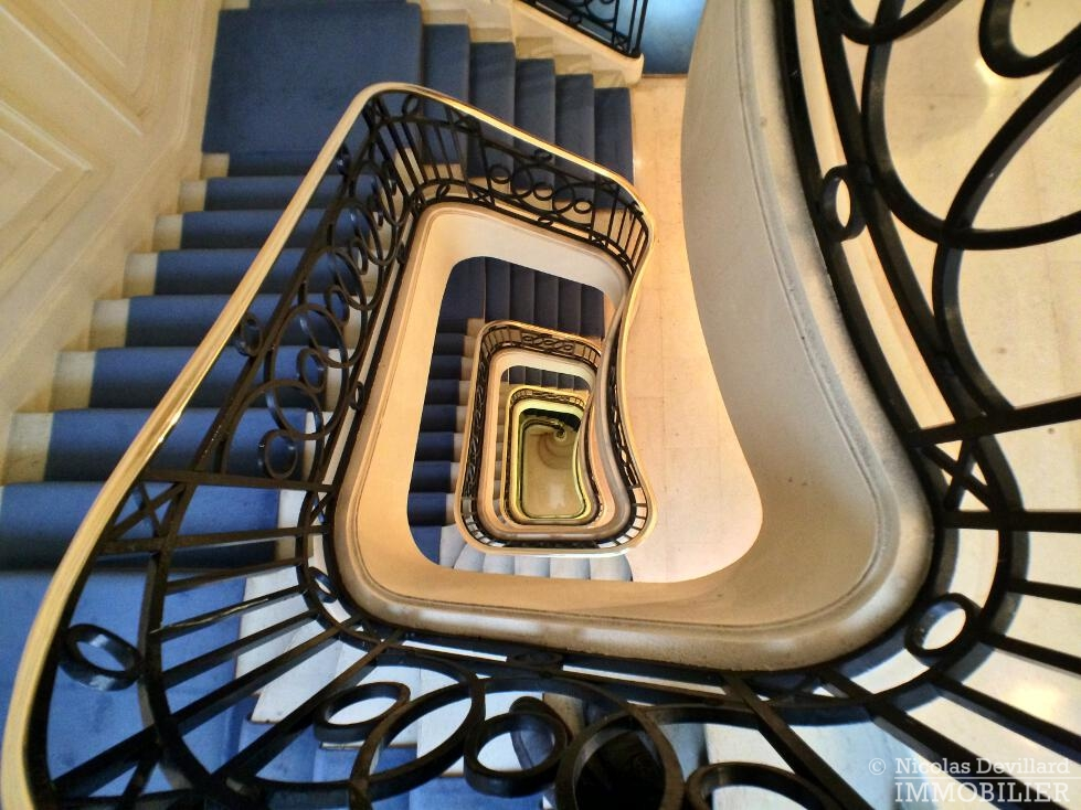 HaussmannOpéra – Volume vue et balcon – 75009 Paris 13