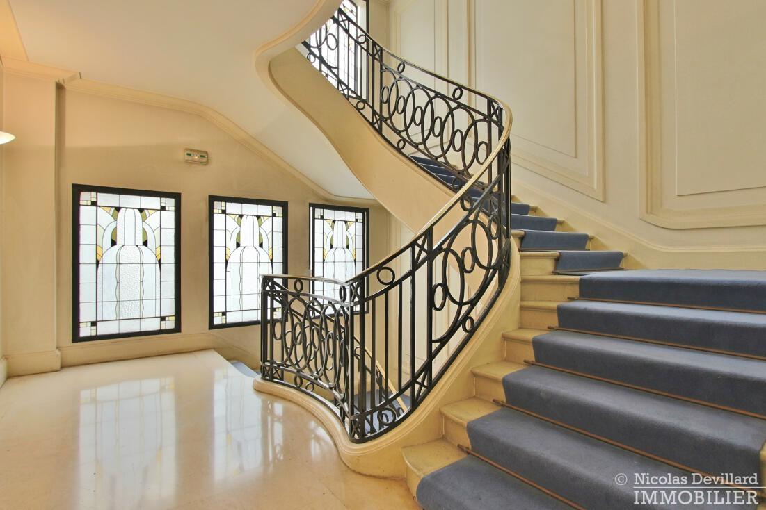 HaussmannOpéra – Volume vue et balcon – 75009 Paris 15