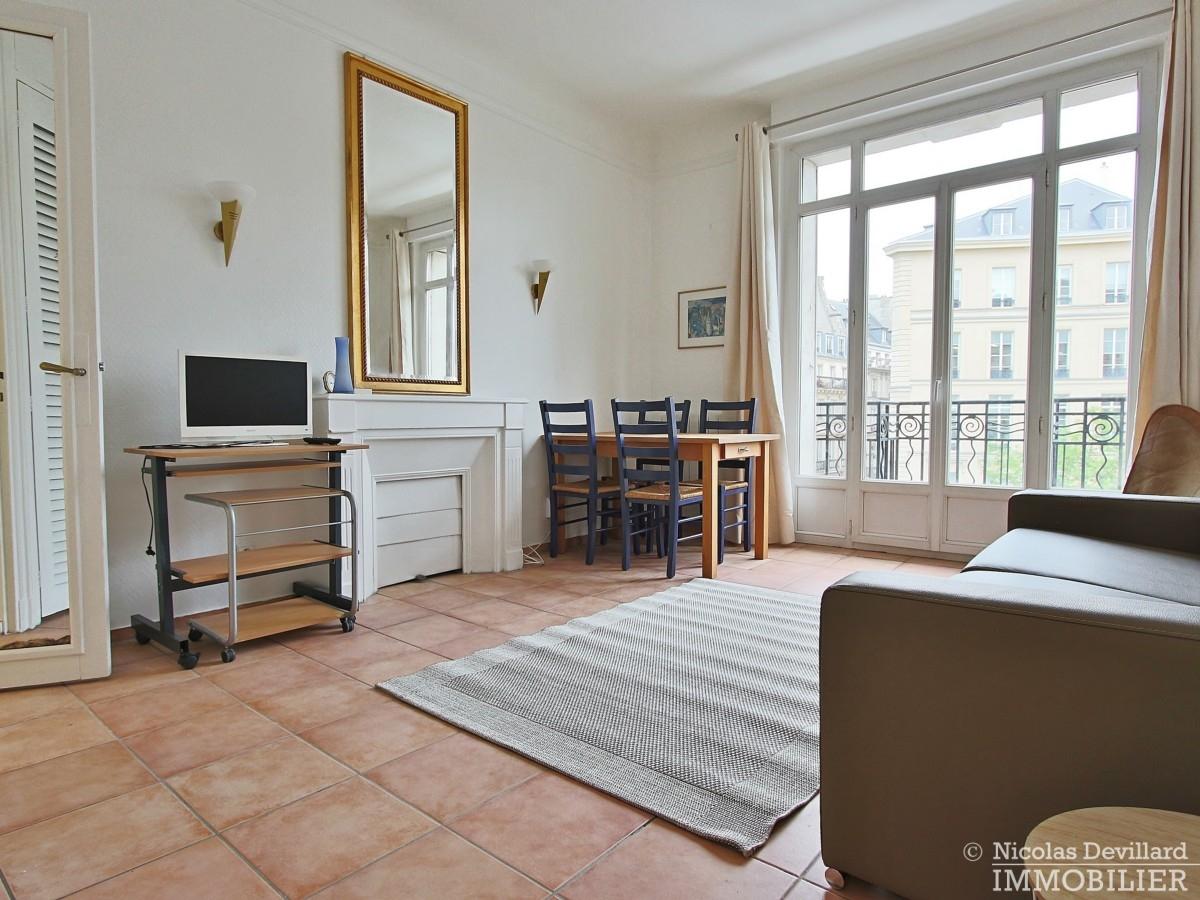 HaussmannOpéra – Volume vue et balcon – 75009 Paris 18