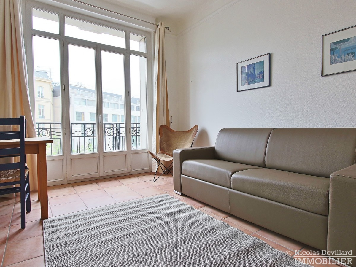 HaussmannOpéra – Volume vue et balcon – 75009 Paris 2